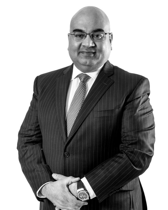 Luke Patel Blacks Solicitors LLP